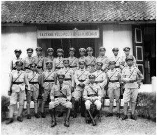 Polisi Kolonial Banyumas