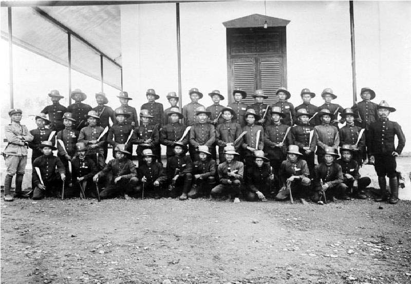 Polisi Zaman Kolonial Belanda