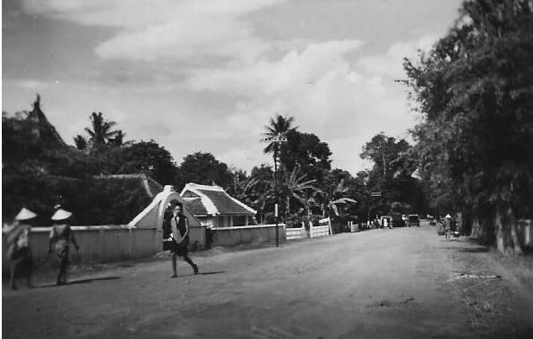 Teropong Kalisari Semarang 1946