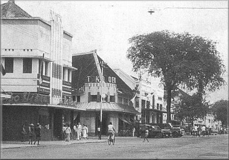 Toko Oen Jl Pemuda (Bojong) Semarang 1946