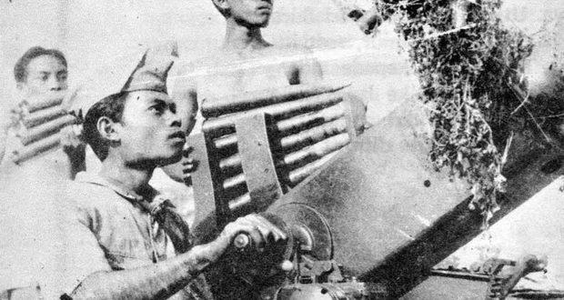 Kisah Senjata Meriam Goemoen Bobrok Tewaskan Jenderal Inggris di Surabaya