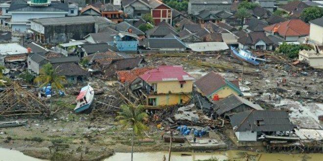 Tsunami Terdahsyat di Sepanjang Sejara Dunia, Dua Peristiwa di Indonesia
