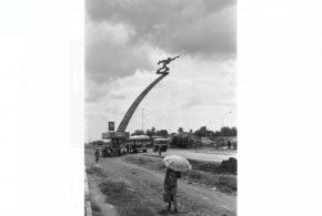 Kisah Mengharukan Pembuatan Tugu Pancoran dan Soekarno