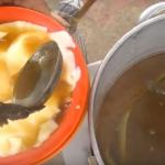 Nikmat Wedang Tahu dan Sup Kembang Tahu di Semarang