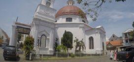 Gereja Blendug Ikon Kota Lama Semarang, Inilah Sejarahnya